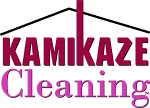 Kamikaze Cleaning Logo